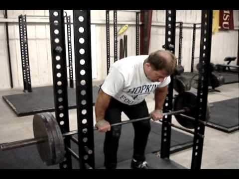 The Barbell Shrug with Mark Rippetoe