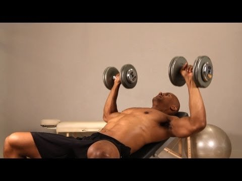 How to Do Incline Dumbbell Bench Press | Chest Workout