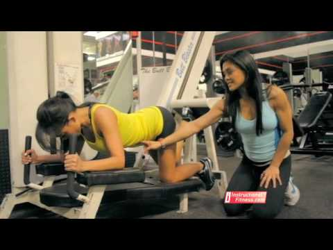 Instructional Fitness - Butt Blaster