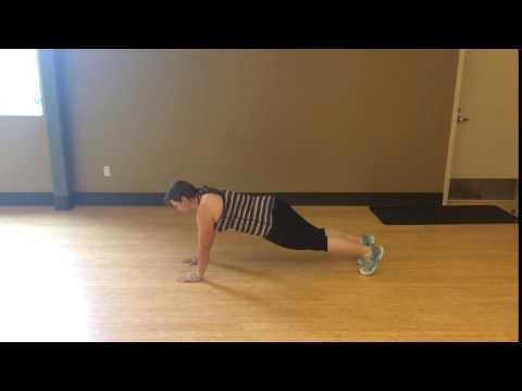 Harder Plank Form