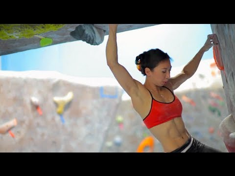What Rock Climbing Is, to me - Natalie Duran