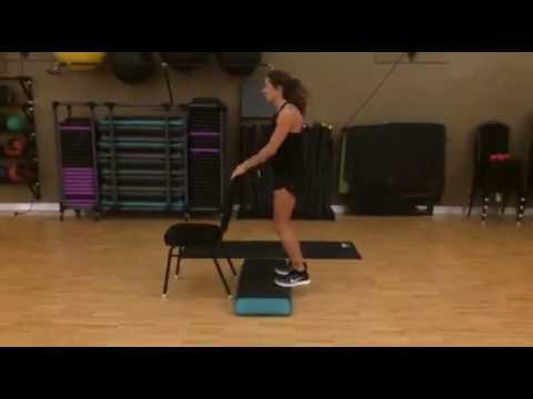 Best Leg Exercises for Women #5: Bent Leg Calf Raise