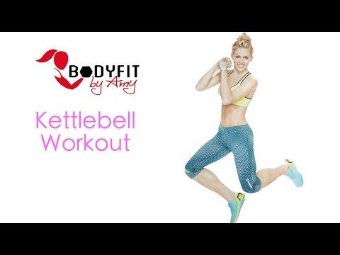 30 Minute Kettlebell workout