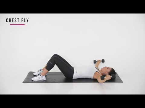 How to do a Chest Fly I Sexyfit Coaching