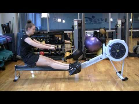 How to Properly Use a Rowing Machine
