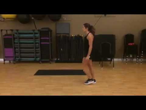 Best Leg Exercises for Women #2: Lunge