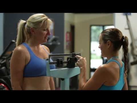 Bobbi lost 27 pounds with the Bowflex Max Trainer
