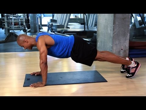 How to Do a Push-Up Properly   Gym Workout
