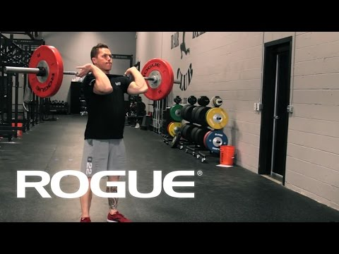Movement Demo - The Power Clean