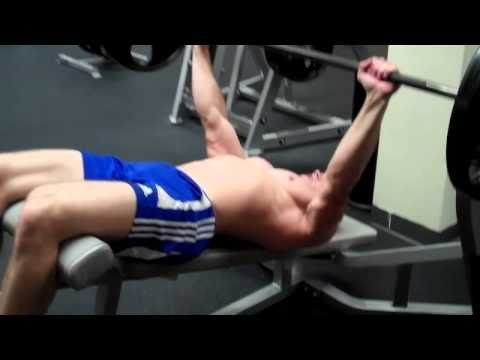 How To: Barbell Decline Bench Press