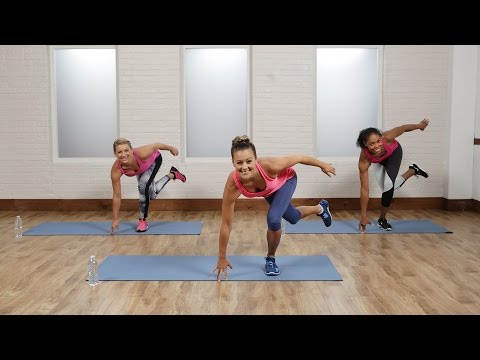 30-Minute At-Home Cardio Workout to Burn Major Calories   Class FitSugar