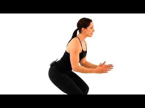 How to Do a Squat   Boot Camp Workout
