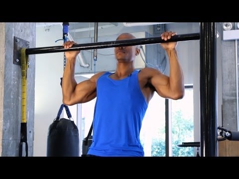 How to Do a Pull-Up   Gym Workout