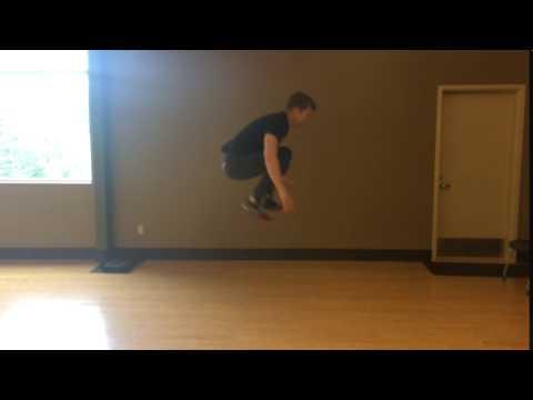 Harder Squat Jump