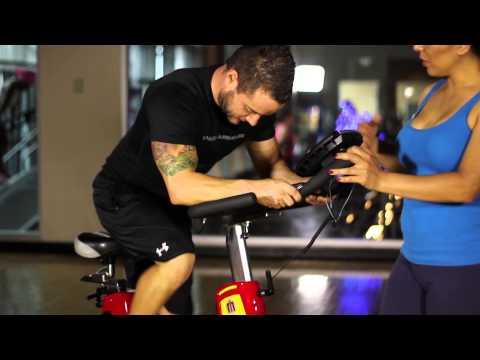 Cardio Exercises on Exercise Bikes : Personal Fitness Training