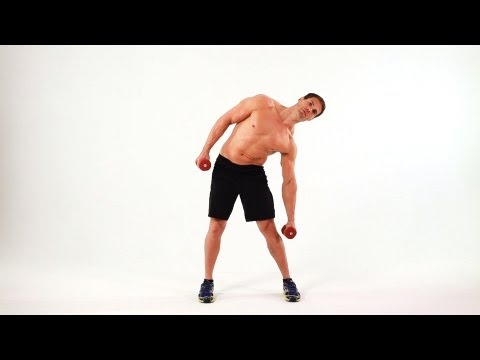 How to Do a Dumbbell Side Bend | Ab Workout