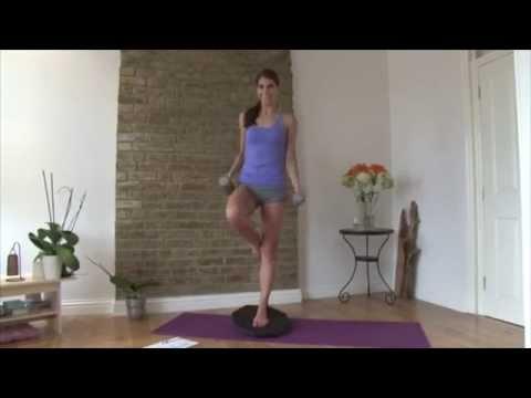 Wobble Board - Exercises