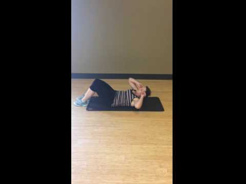 Easier Oblique Cruch Form