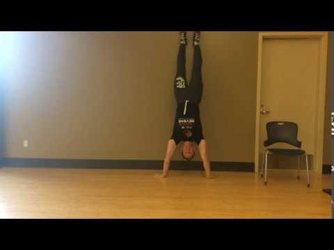 Basic Handstand Form