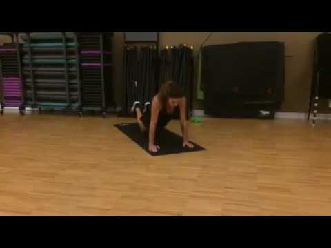 Best Arm Exercises for Women #2: Push Up