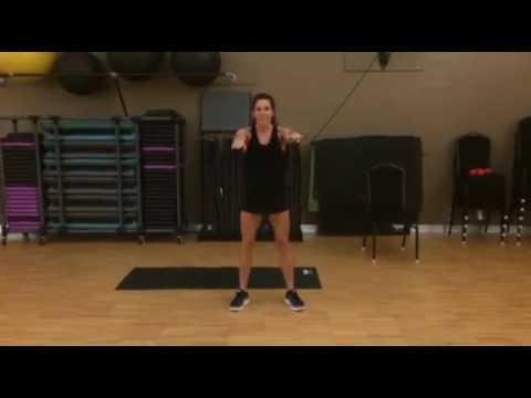 Best Leg Exercises for Women #1: Squat