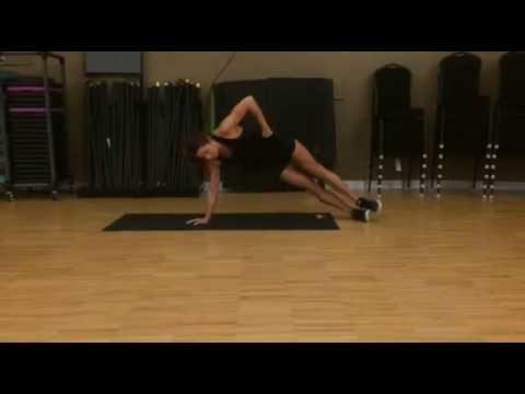 Best Ab Exercises for Women #7: Side Plank Raise