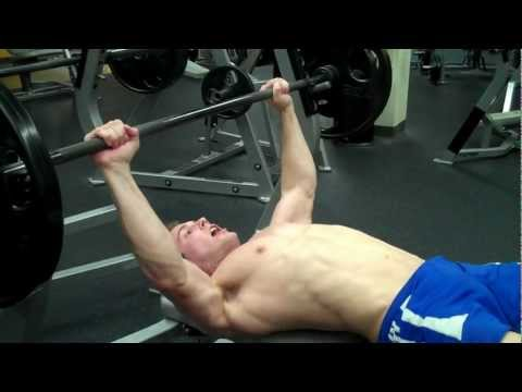 How To: Barbell Bench Press