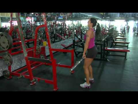 How to Do Barbell Dead Lifts