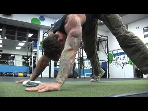The Pike Push-Up Tutorial