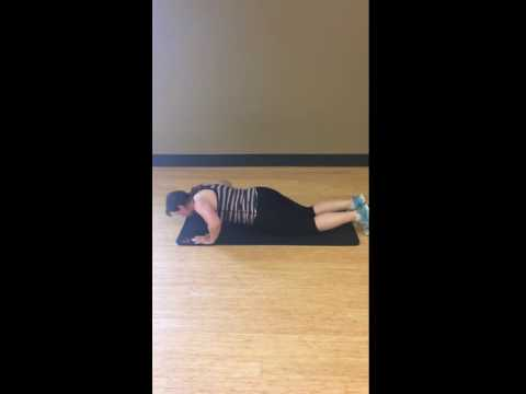 Easier Push Up Form
