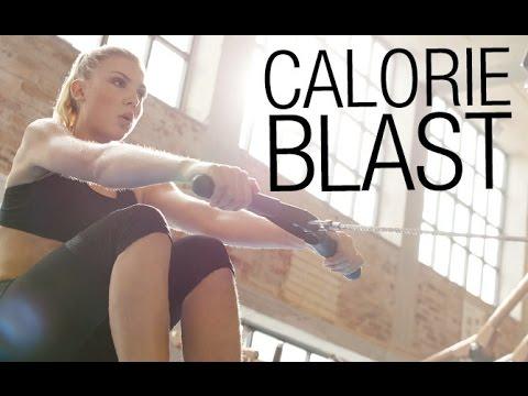 20 Minute Cardio Routine (INTENSE CALORIE BLAST!!)