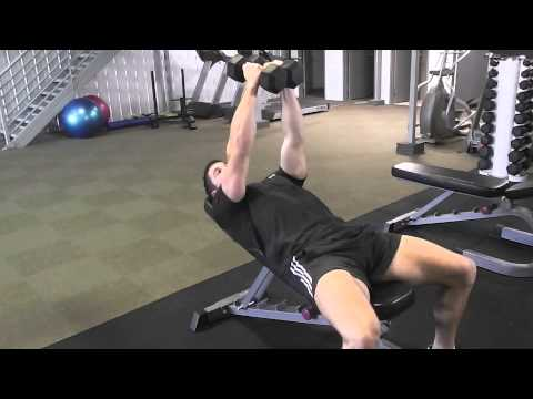 Squeeze Presses To Develop Your Chest | Day #63 WellFit 365