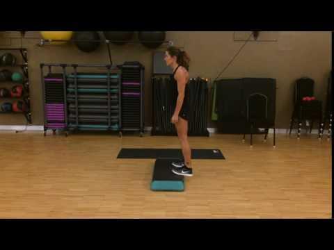 Best Leg Exercises for Women #4: Calf Raise