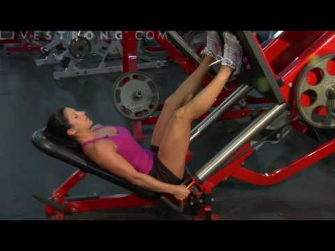 How to Do Butt and Thigh Press