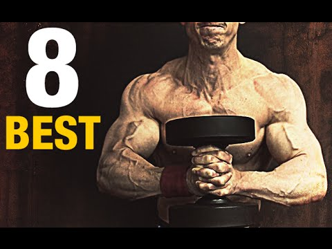 8 Best Dumbbell Exercises Ever (HIT EVERY MUSCLE!)
