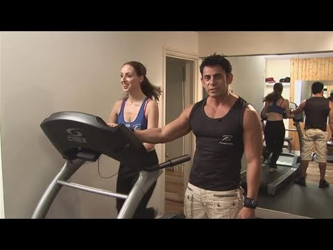 How To Exercise On A Treadmill