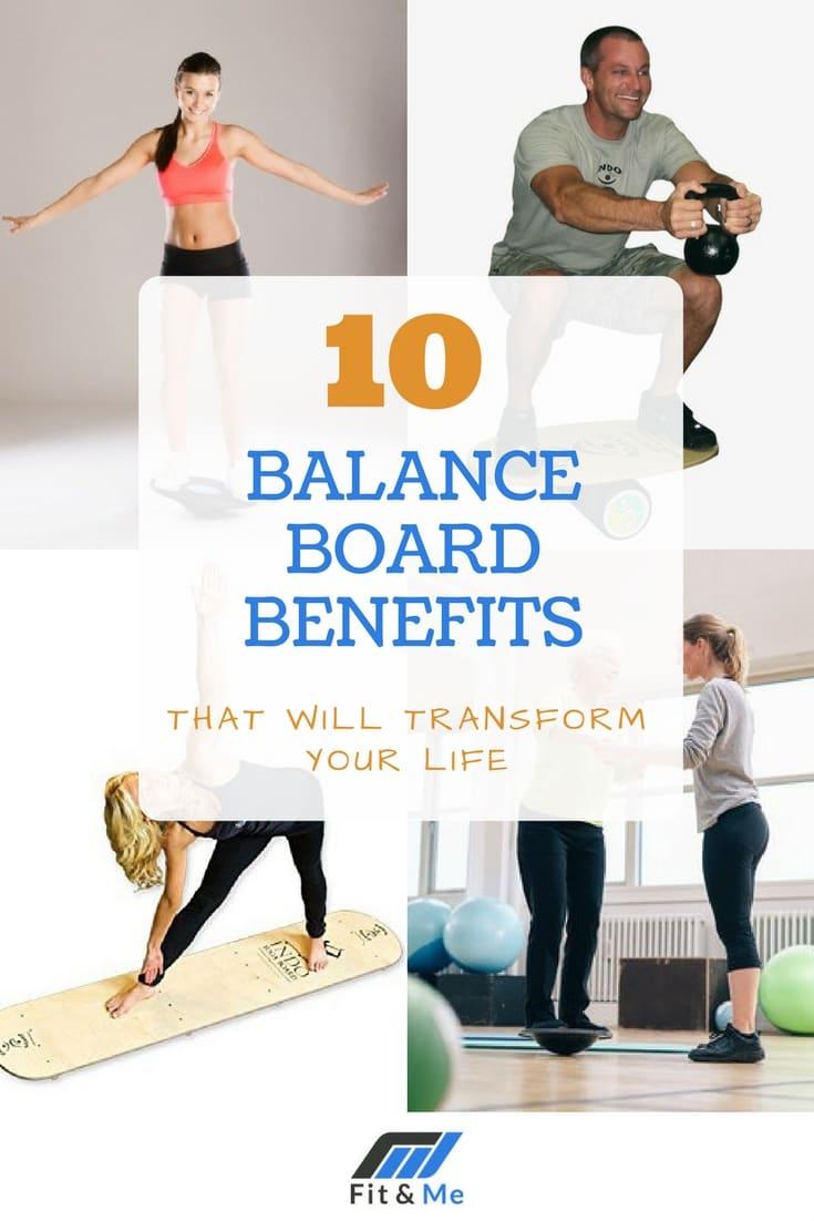 Body Balance Exercise Benefits