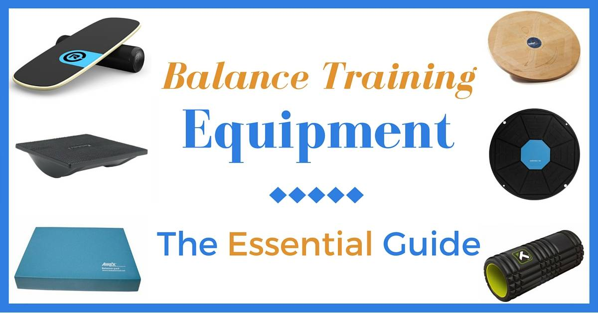 Balance Equipment: The Essential Guide