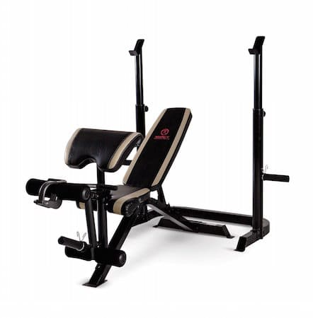 Best Olympic Weight Benches Of 2019 Buyer S Guide Reviews