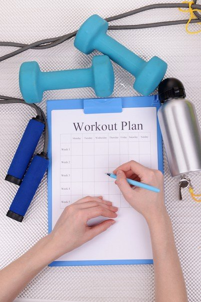 Building your workout plan