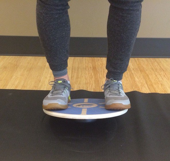 Balance Board Exercises For Back
