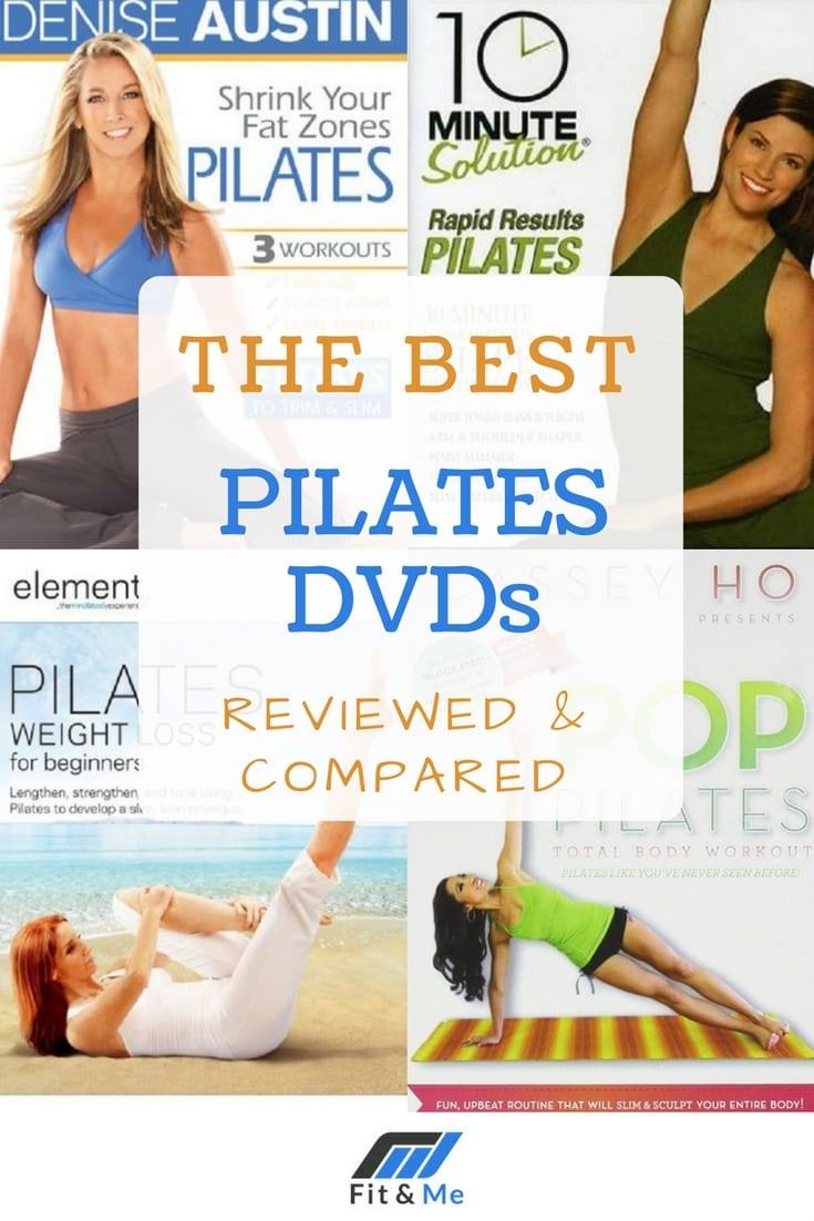 Best Pilates DVDs of 2017 – Buyer's Guide & Reviews