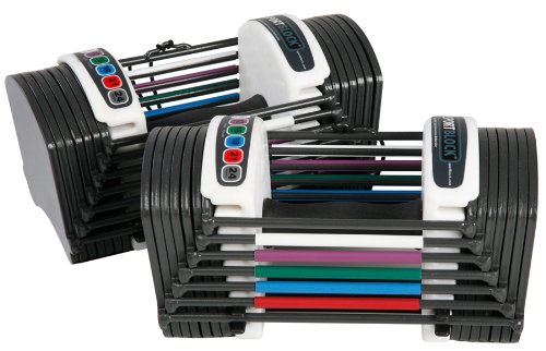 Power Block GF-SPDBLK24 Adjustable SpeedBlock Dumbbell