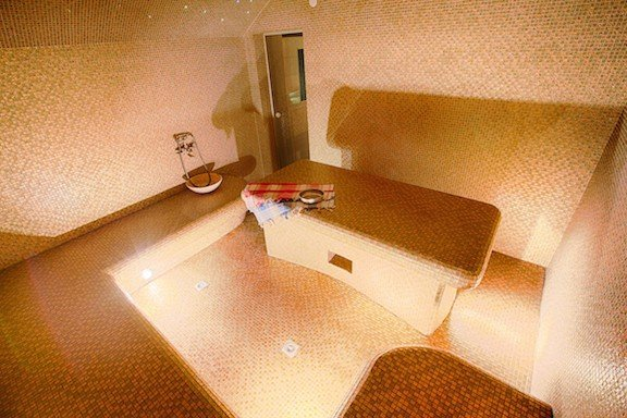 Steam room benefits your body will thank you for