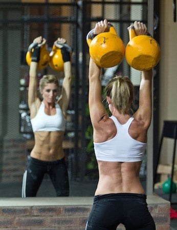 Quick Kettlebell Workout Suggestion On Local News Station Middot The Swing Basic But Important