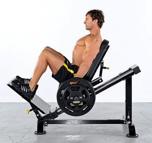 Gym Equipment Legs: Best Leg Press Machines Of 2019