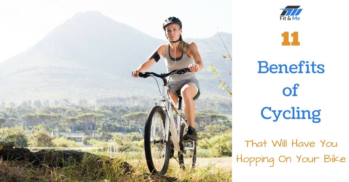 11 Benefits of Cycling That Will Have You Hopping On Your Bike