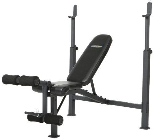 Olympic weight bench (aka Olympic bench)