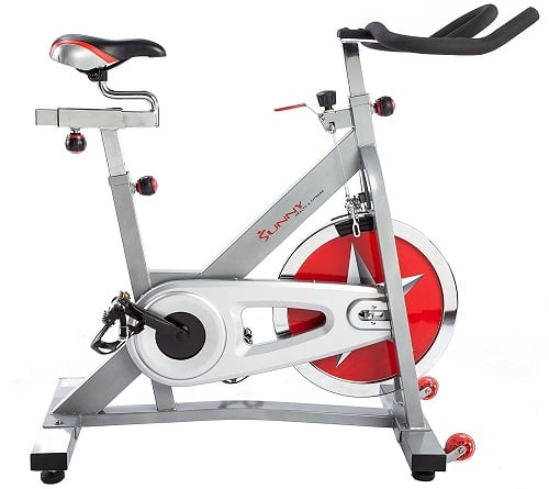 Spin bike (aka spinning bike / spinner / indoor cycle)