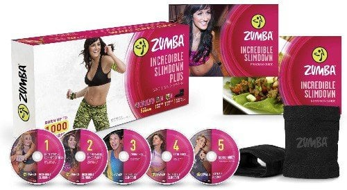 zumba step workout dvd